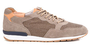 Canberra Light Taupe Suede