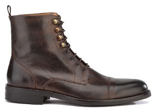 Enfield II Gomme Country Patina Chocolate