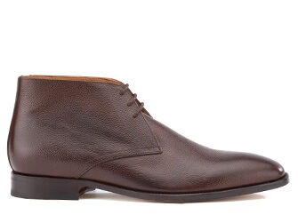 Camden II Chocolate grained Leather