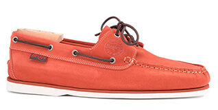 Trawler Coral Suede