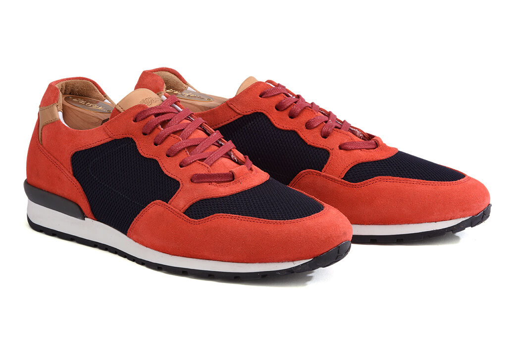 Canberra Velours Corail