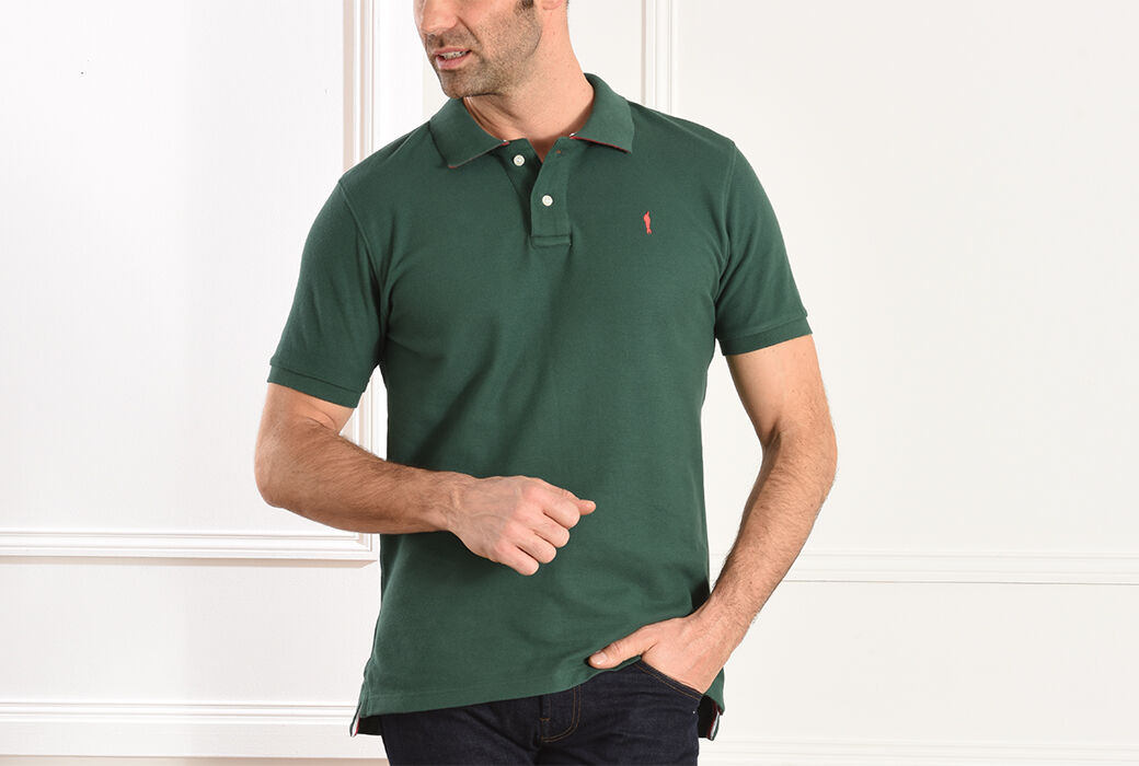 Andy II Dark green