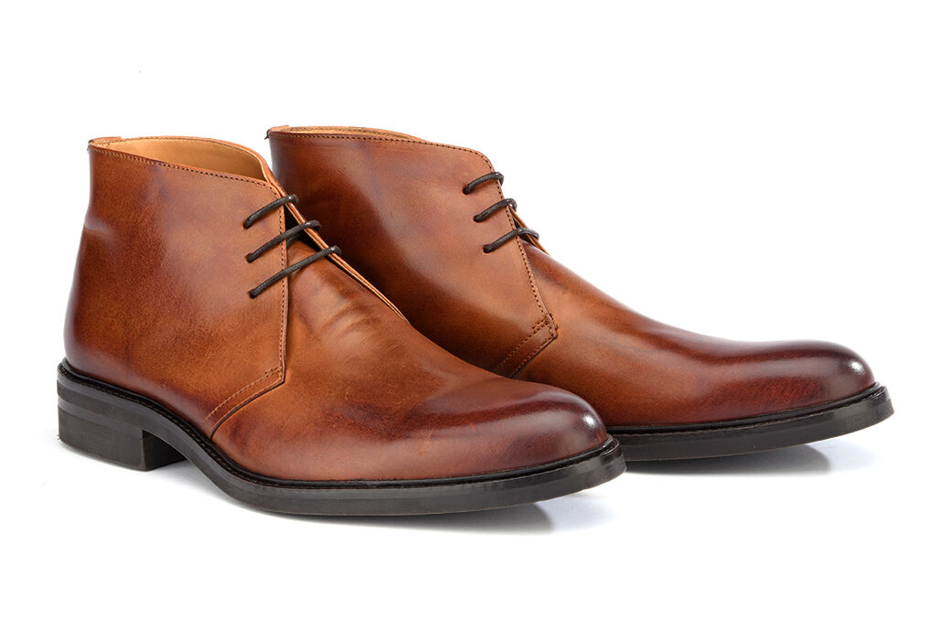 Harefield gomme city Patina Chestnut