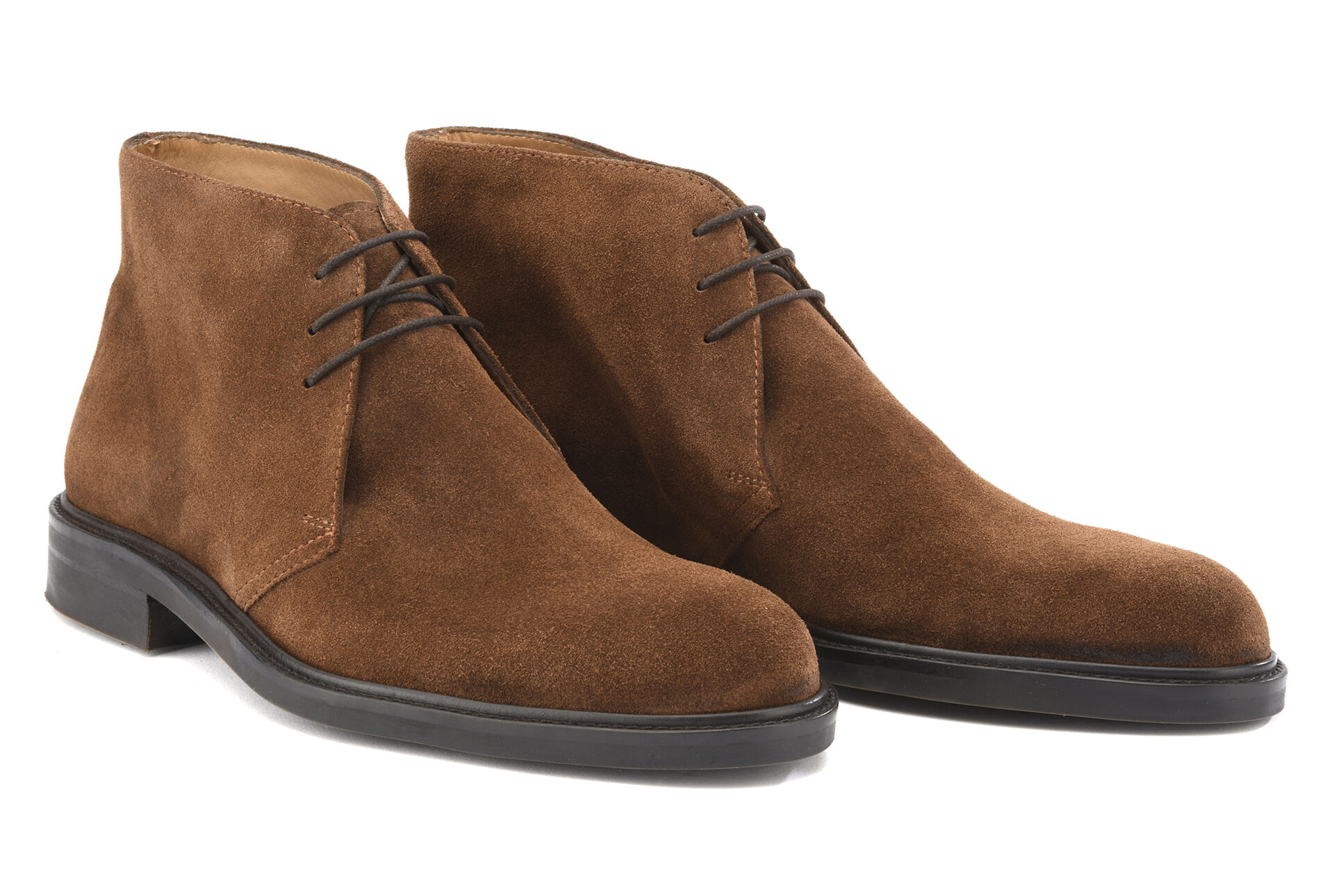 Greenwich Gomme City Havana Suede