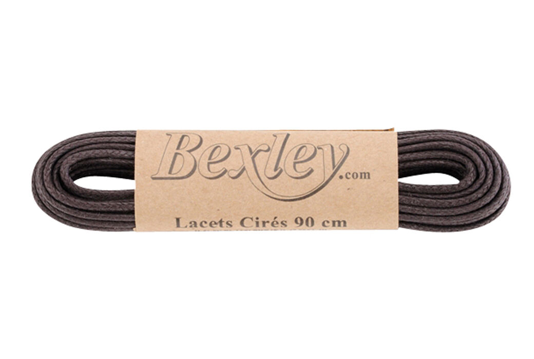 Shoelaces 3 Pairs - 90Cm Brown