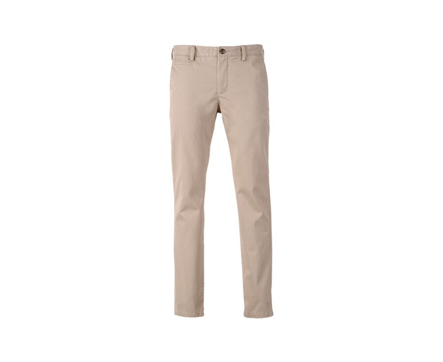 Adjusted Fit Chino Beige