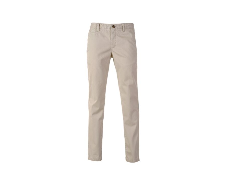 Adjusted Fit Chino Light beige