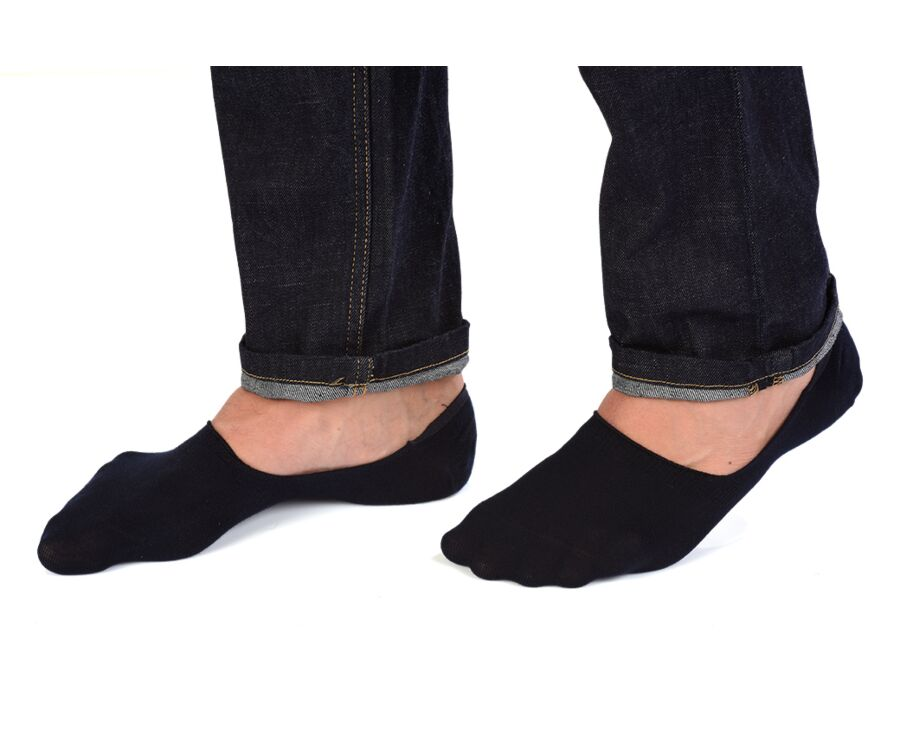 Chaussettes Invisibles Marine
