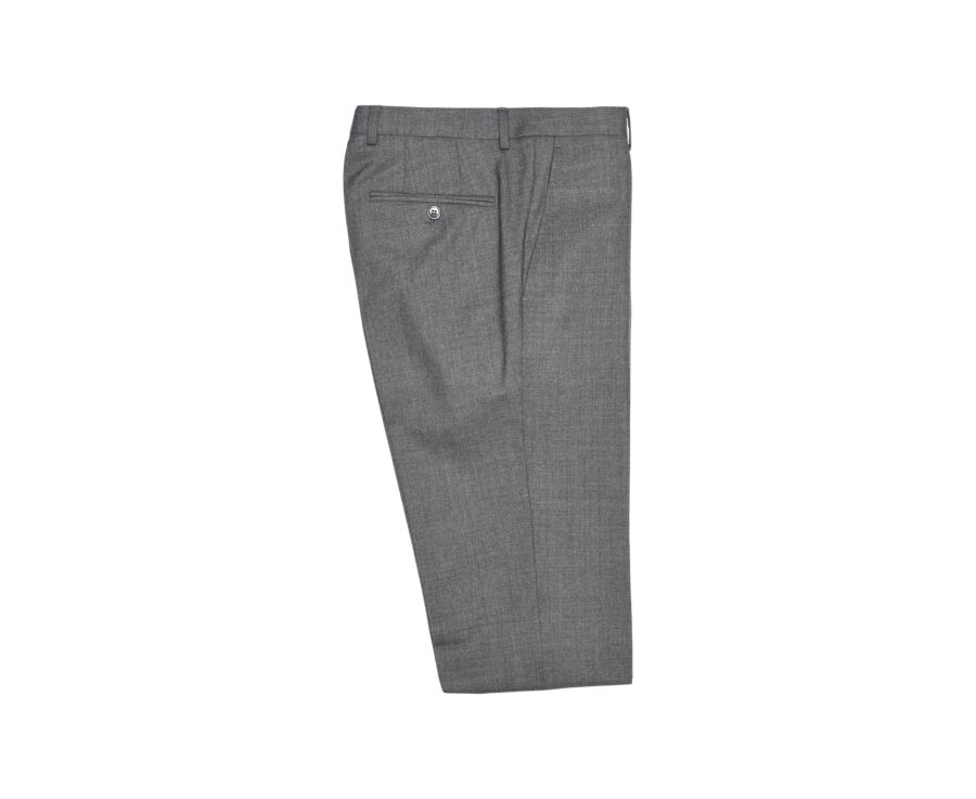 Lazare Trousers Middle grey