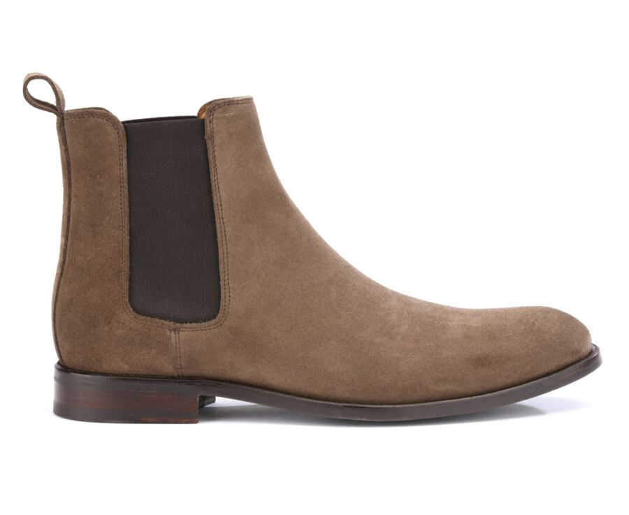 Dawson II gomme Velours Taupe