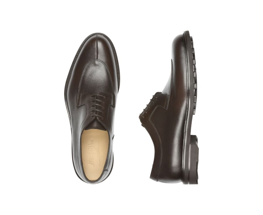 Kent Gomme Country Chocolate grained Leather