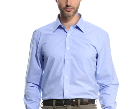 taille chemise homme confort