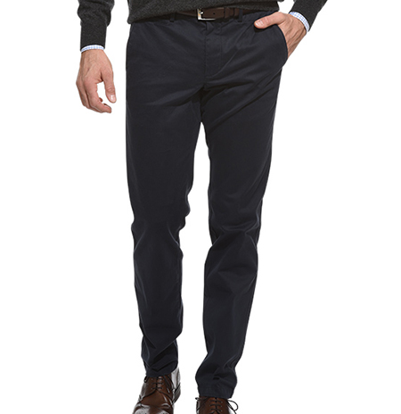 taille pantalon chino homme