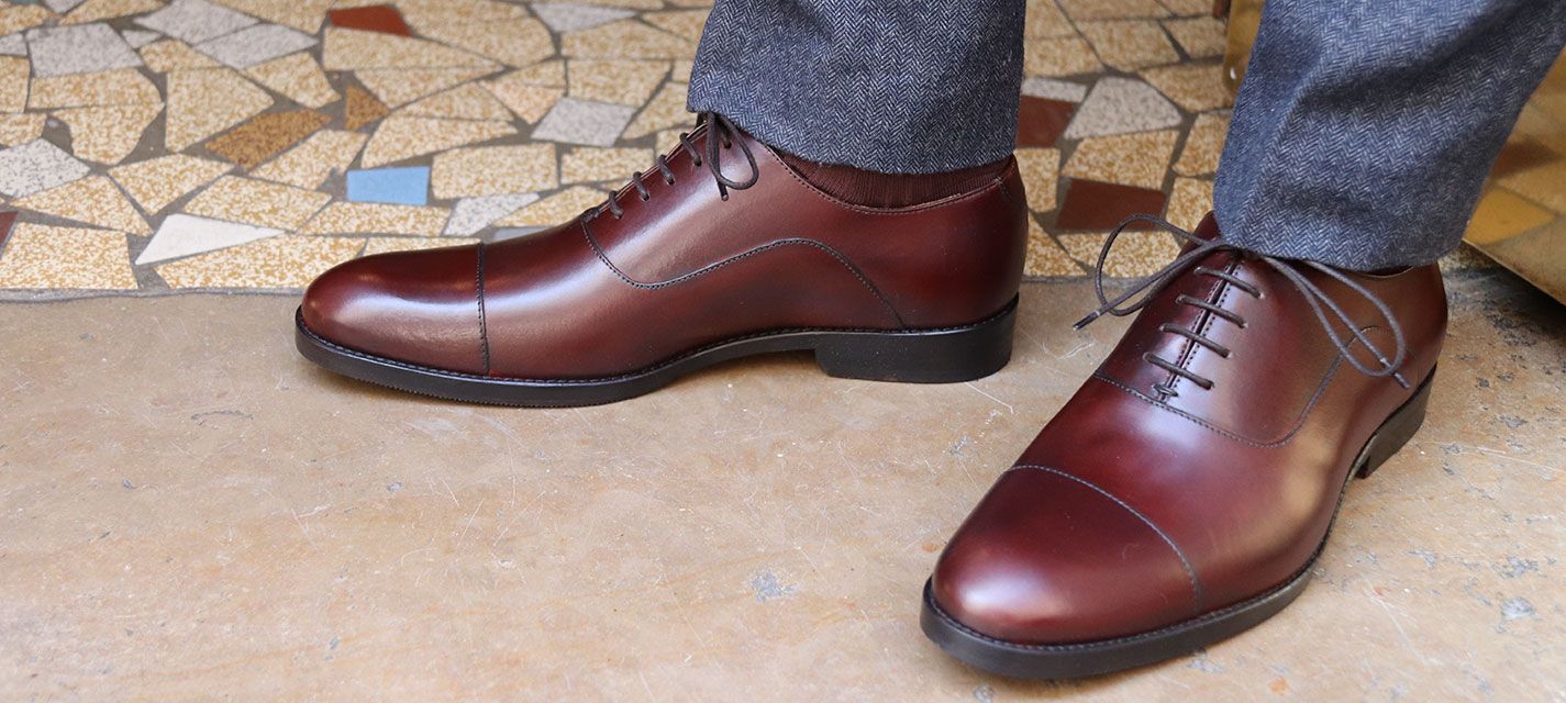 Chaussures luxe homme