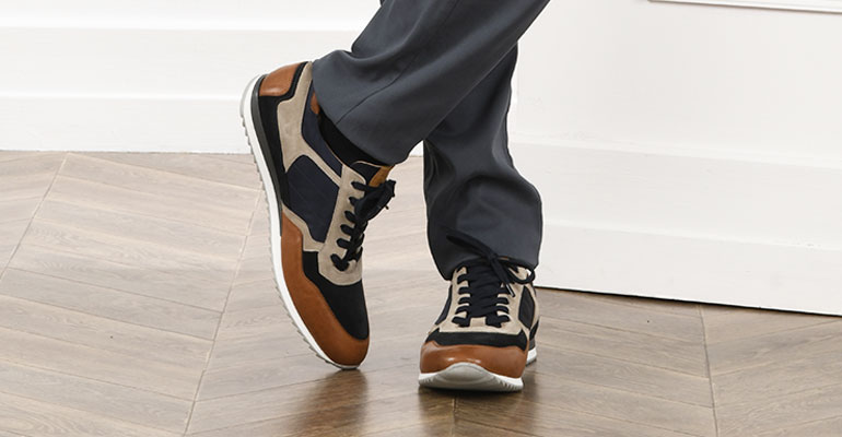 Chaussures casual pour homme