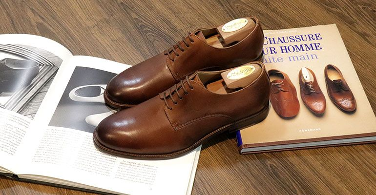Men's Derby shoes