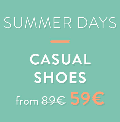 Summer Days: Casual shoes